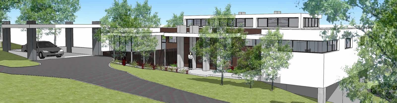Townhouse design plans melbourne house plan 2017 for Split level home designs melbourne